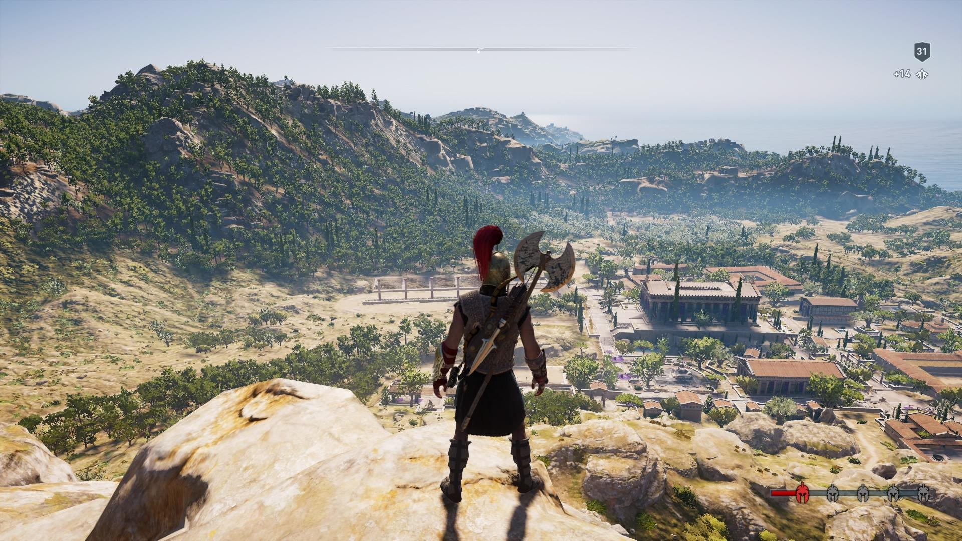 Co myślę o Assasin's Creed Odyssey?